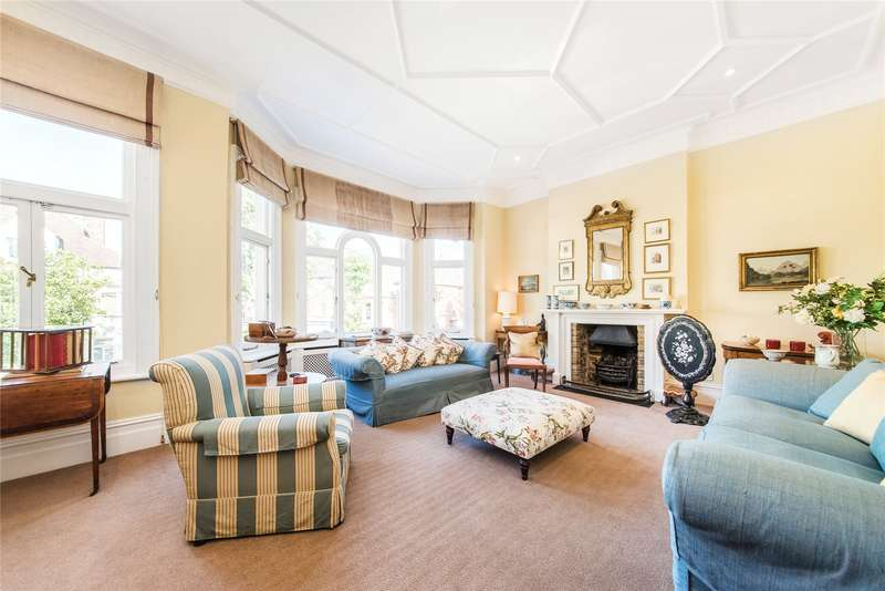6 Bedrooms Terraced House for sale in Ranelagh Avenue, Parsons Green, Fulham, London, SW6