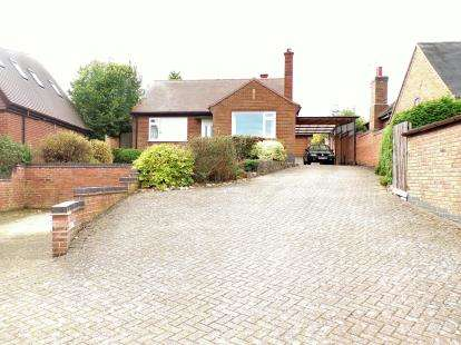 3 Bedrooms Detached House for sale in Sutton Lane, Sutton in the Elms, Broughton Astley, Leicester