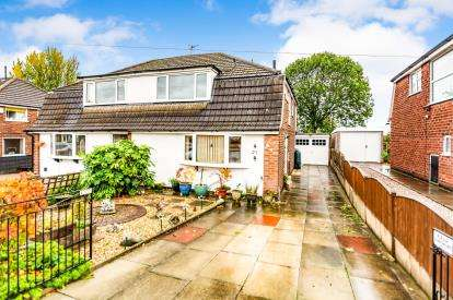 3 Bedrooms Semi Detached House for sale in Bowerfold Lane, Heaton Norris, Stockport, Cheshire