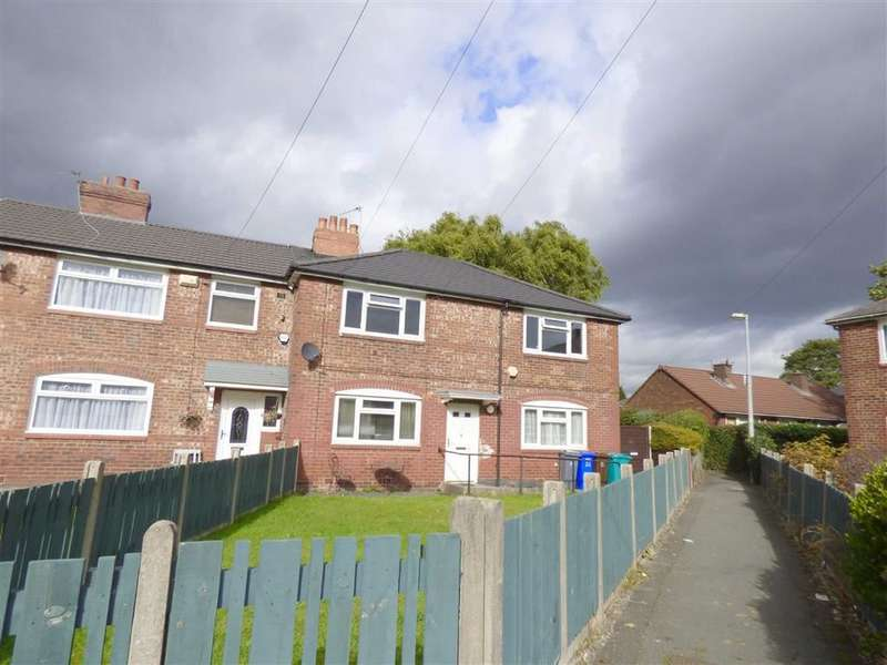 2 Bedrooms Apartment Flat for sale in Bucklow Avenue, Fallowfield, Manchester, M14