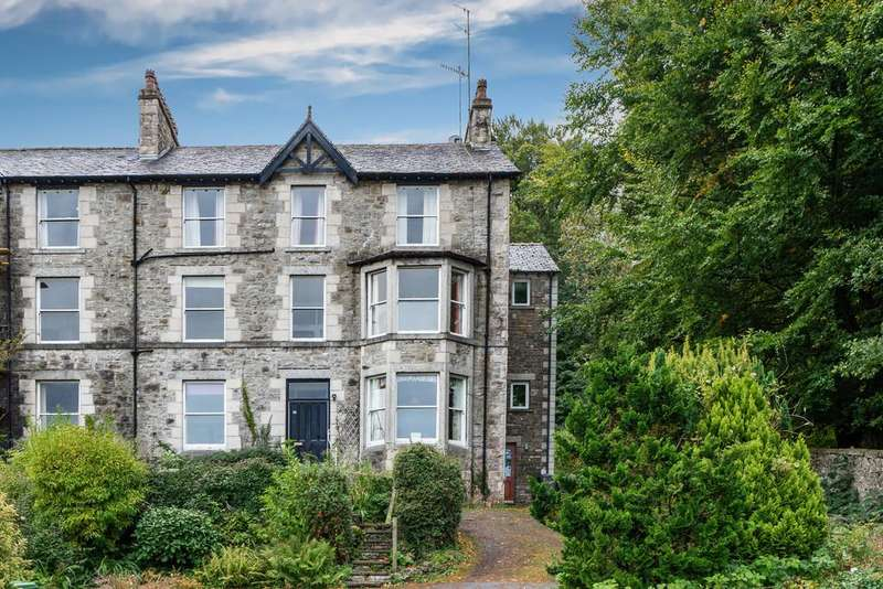 5 Bedrooms Semi Detached House for sale in The Moorings, The Promenade, Arnside, LA5 0AD