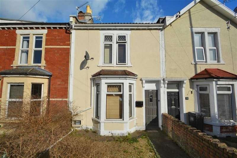 3 Bedrooms Terraced House for sale in Ashley Down Road, Bristol