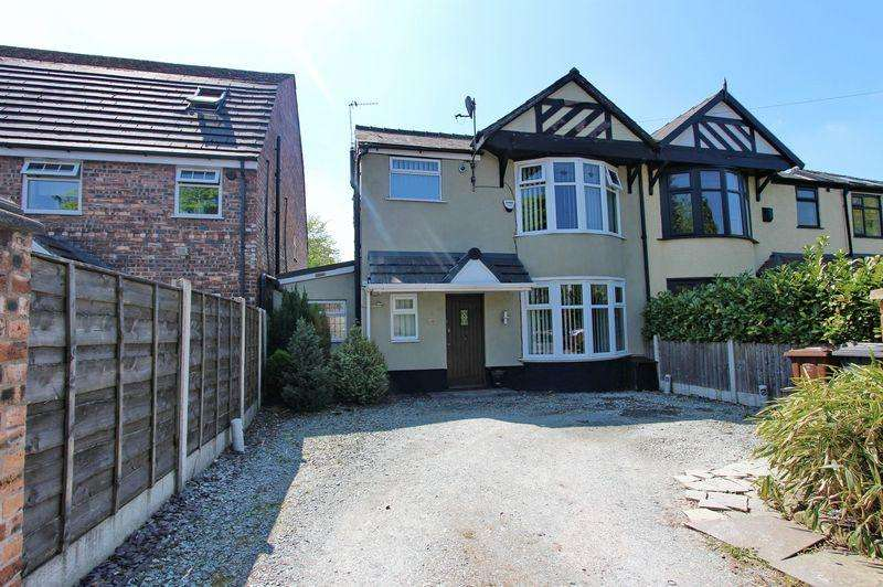 4 Bedrooms Semi Detached House for sale in Scholes Lane, Prestwich, Manchester