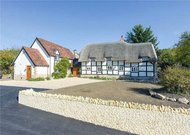 4 Bedrooms Detached House for sale in Manor Lane, Bredons Norton, Tewkesbury, Worcestershire, GL20