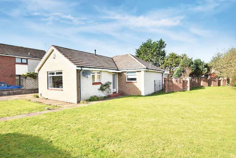 2 Bedrooms Detached Bungalow for sale in 28 Adams Gate, Barassie, Troon, KA10 6UD