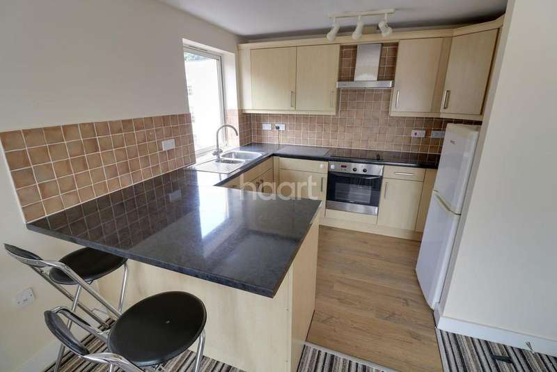 2 Bedrooms Flat for sale in The Azure, Bath Buildings, Montpelier