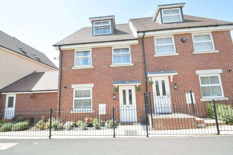 3 Bedrooms Town House for sale in Olympic Park Road, Andover