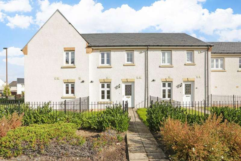 3 Bedrooms Terraced House for sale in 10 Burnbrae Pend, Bonnyrigg EH19 3FH