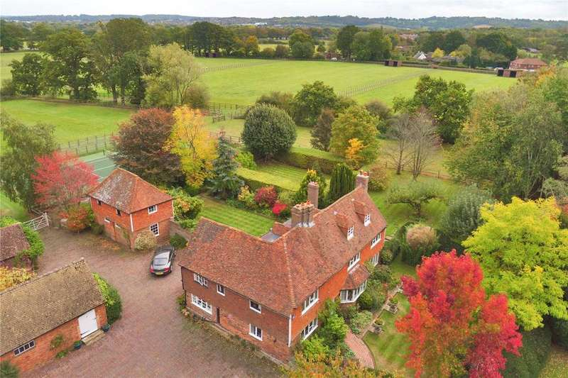 5 Bedrooms Equestrian Facility Character Property for sale in Leigh Road, Hildenborough, Tonbridge, Kent, TN11