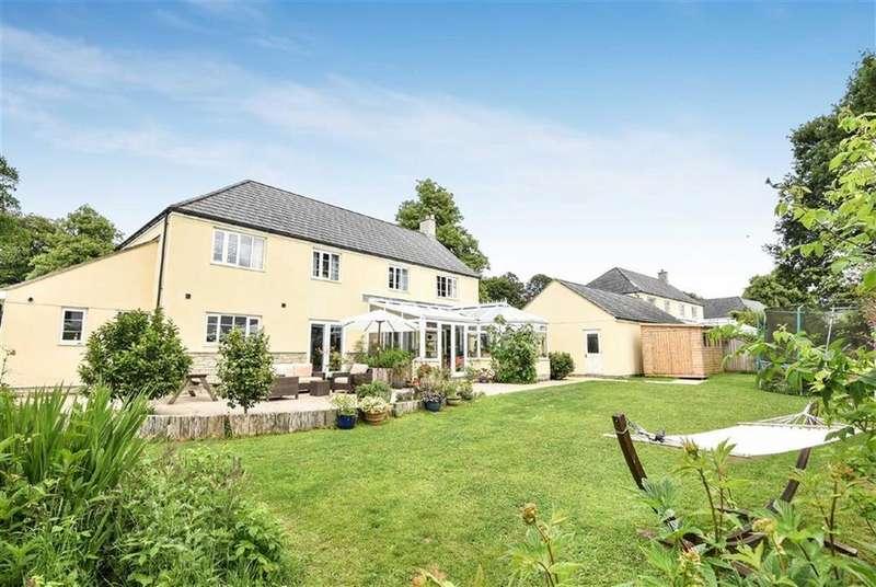4 Bedrooms Detached House for sale in Limes Lane, Tavistock, Devon