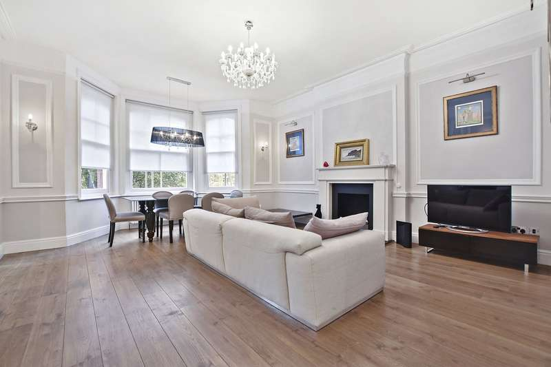 2 Bedrooms Flat for sale in Compayne Gardens, London, NW6