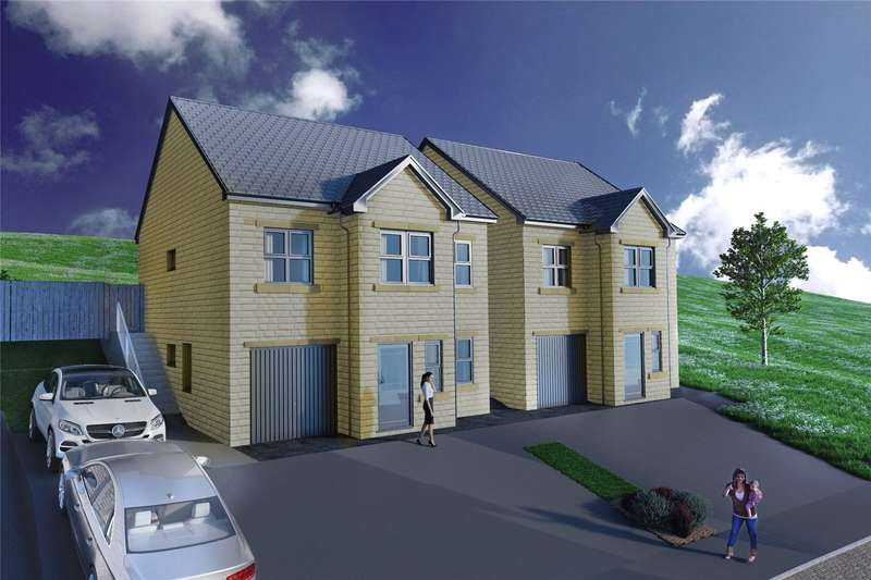 4 Bedrooms Detached House for sale in Plot 24 Greensnook, 3 Keswick Drive, Bacup, Lancashire, OL13