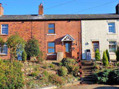 2 Bedrooms Terraced House for sale in Braybrooke Road, Market Harborough, Leicestershire