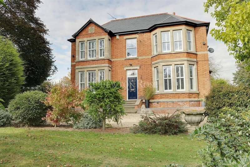 8 Bedrooms Detached House for sale in Sutton on Trent, Newark, Nottinghamshire