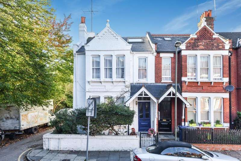 5 Bedrooms House for sale in Ingram Road, East Finchley, London, N2