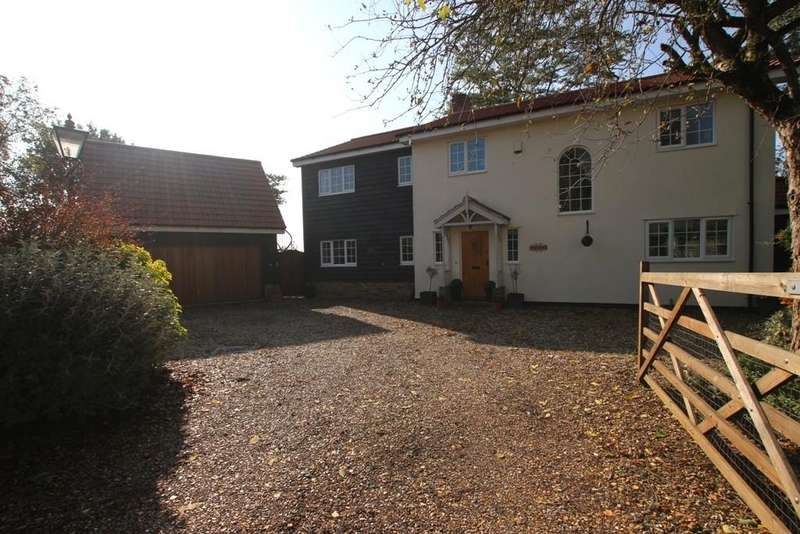 5 Bedrooms Detached House for sale in King Edgar Close, Ely