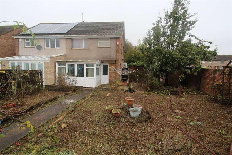 3 Bedrooms Semi Detached House for sale in Swainswick , Whitchurch , Bristol, BS14 0AH