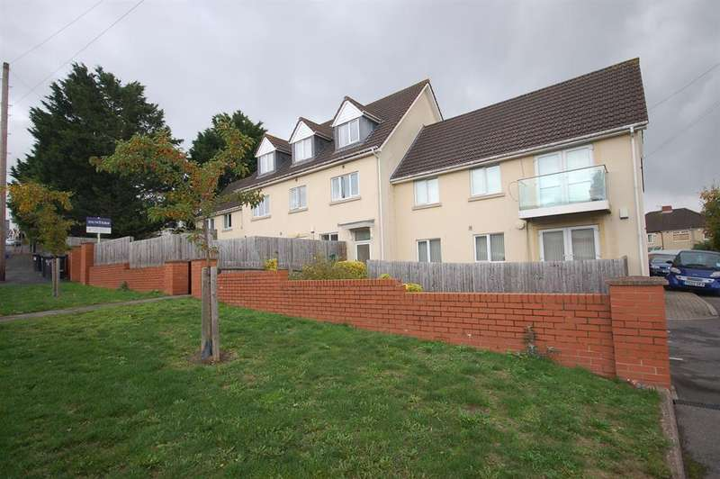 2 Bedrooms Flat for sale in Rose Court, Lower Hanham Road, Hanham, Bristol, BS15 8DA