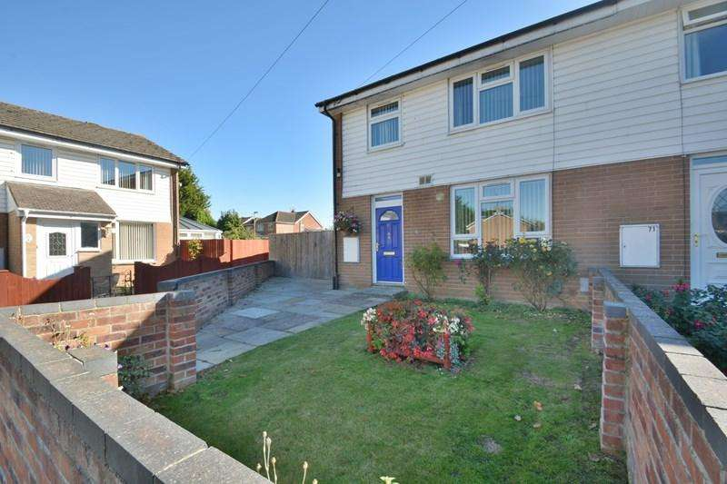 2 Bedrooms End Of Terrace House for sale in Colenzo Drive, Andover