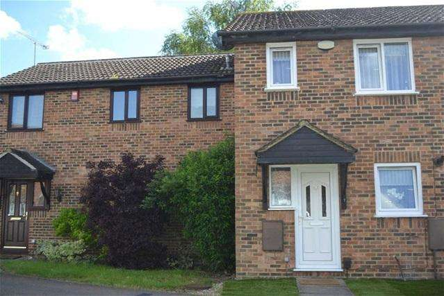 2 Bedrooms Terraced House for sale in Rodeheath, Luton