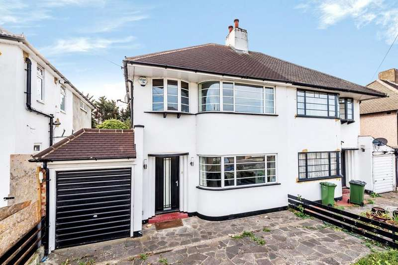 3 Bedrooms Semi Detached House for sale in Woolacombe Road, Blackheath