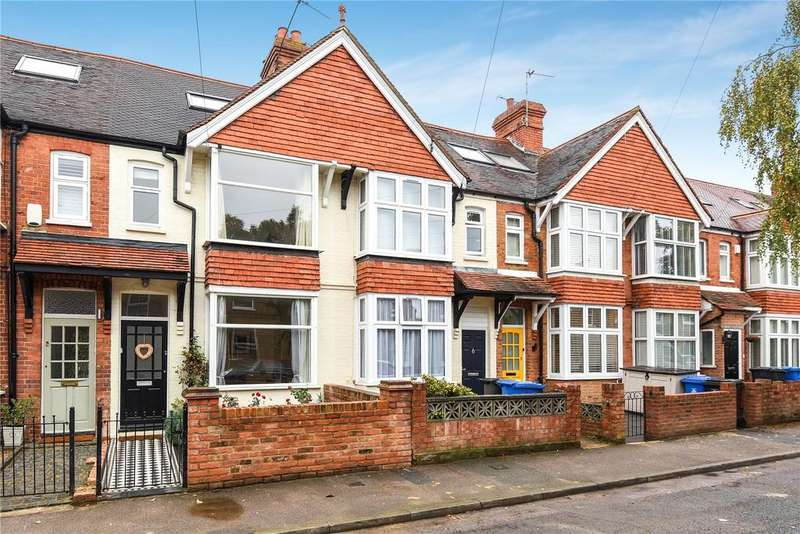 4 Bedrooms Terraced House for sale in Elm Road, Windsor, Berkshire, SL4