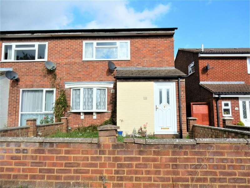 1 Bedroom Maisonette Flat for sale in Bittern Close, College Town, Sandhurst, Berkshire