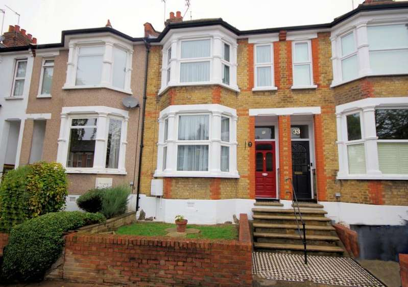 3 Bedrooms Terraced House for sale in GLEBE ROAD, FINCHLEY, N3