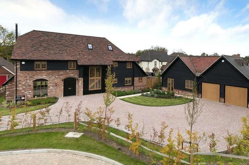 6 Bedrooms Detached House for sale in Lavender Fields, Station Road, Isfield, East Sussex