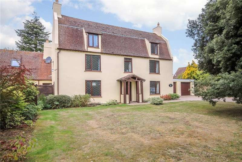 5 Bedrooms Detached House for sale in Warboys Road, Pidley, Huntingdon, Cambridgeshire, PE28
