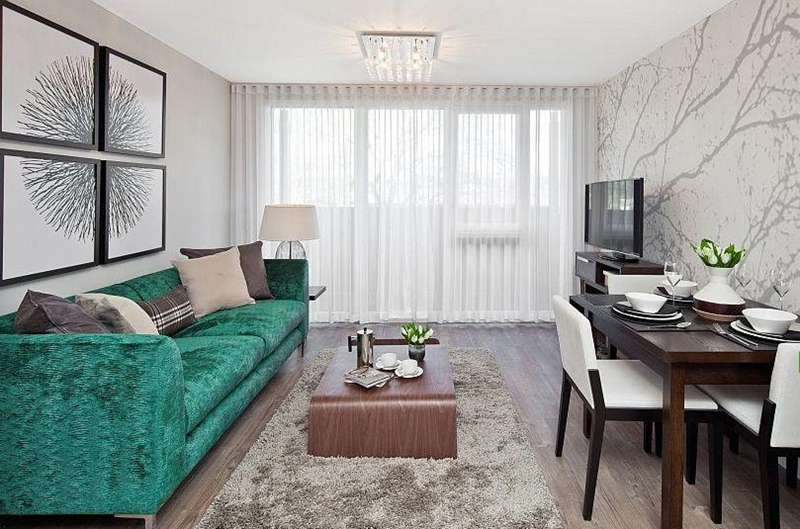 1 Bedroom Apartment Flat for sale in Redwood Park, Rotherhithe SE16,