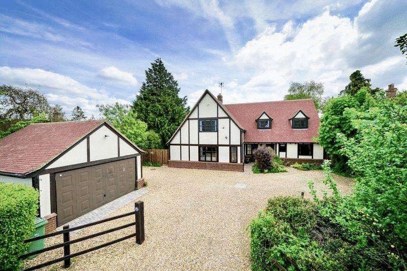 5 Bedrooms Detached House for sale in Totternhoe Road, Eaton Bray