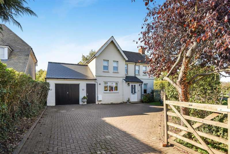 3 Bedrooms Detached House for sale in Tower Hill, Witney