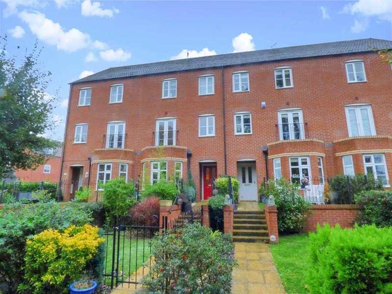 3 Bedrooms Terraced House for sale in Melrose Walk, Tewkesbury