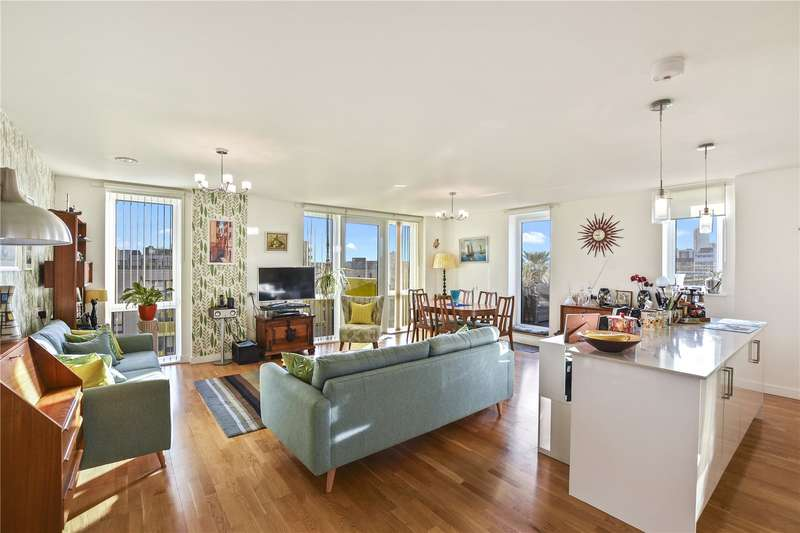 3 Bedrooms Flat for sale in Sketch Apartments, 42 White Horse Lane, London, E1