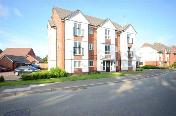 2 Bedrooms Apartment Flat for sale in Fullbrook Avenue, Spencers Wood, Reading
