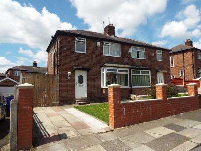 3 Bedrooms Semi Detached House for sale in Wilton Road, Crumpsall, Manchester, Greater Manchester