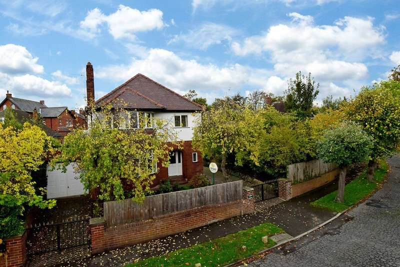 5 Bedrooms Detached House for sale in Broomhall Avenue, Wakefield