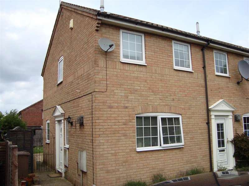 2 Bedrooms House for sale in Buzzard Road, Luton