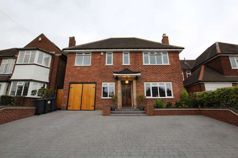 4 Bedrooms Detached House for sale in Holifast Road, Sutton Coldfield, B72 1AE