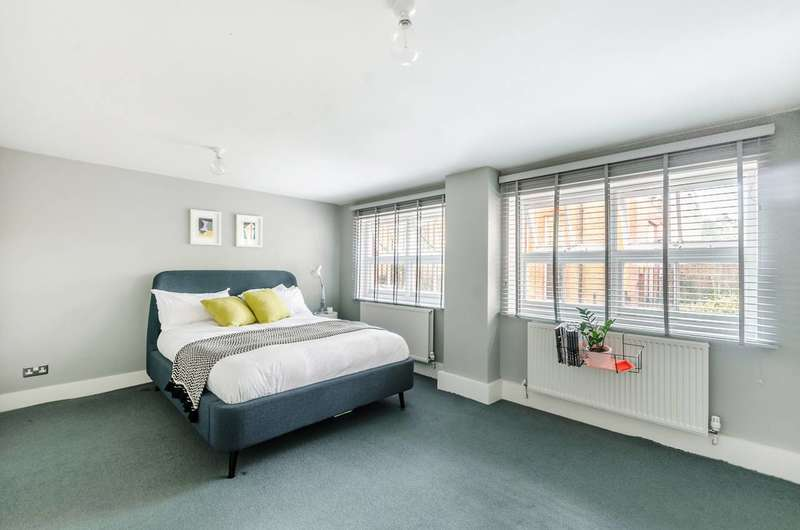 1 Bedroom Flat for sale in York Grove, Peckham, SE15