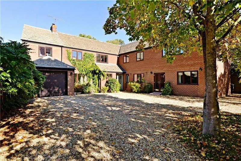 6 Bedrooms Detached House for sale in Stoke Road, Ashton, Northampton, Northamptonshire