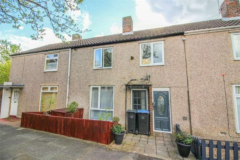 3 Bedrooms Terraced House for sale in Bushey Croft, Harlow, CM18