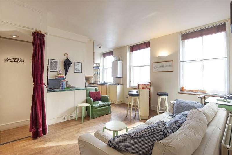 2 Bedrooms Flat for sale in Brewer Street, London, W1F