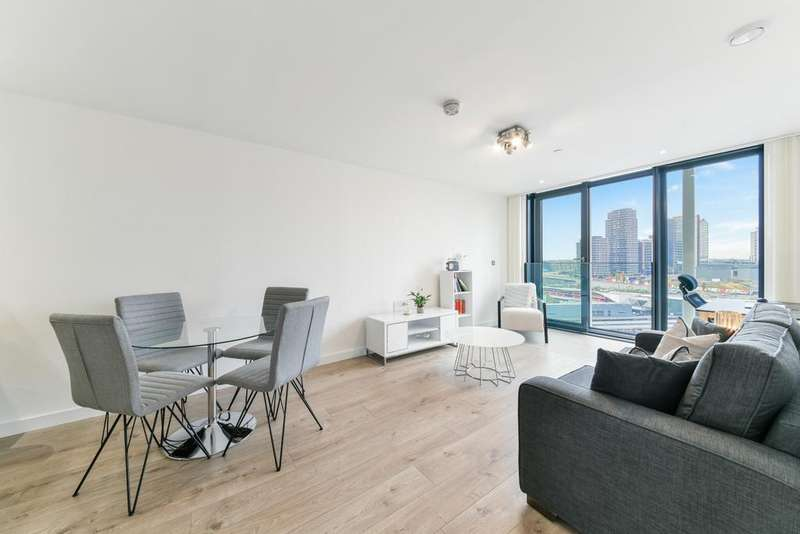 1 Bedroom Apartment Flat for sale in Stratosphere, Great Eastern Street, Stratford E15