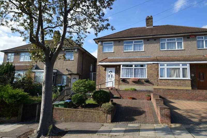 3 Bedrooms Semi Detached House for sale in Allenswood Road, Eltham SE9