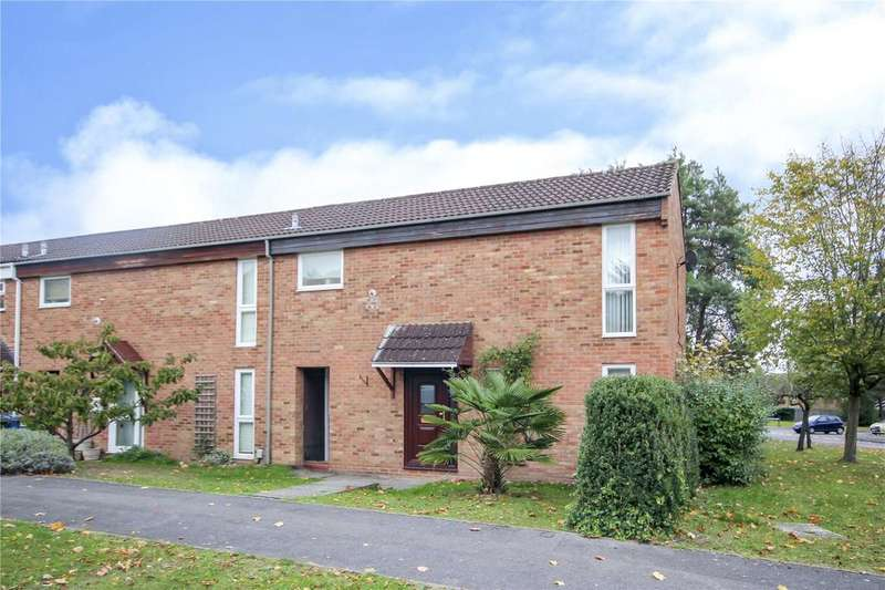 3 Bedrooms End Of Terrace House for sale in Lightwood, Bracknell, Berkshire, RG12