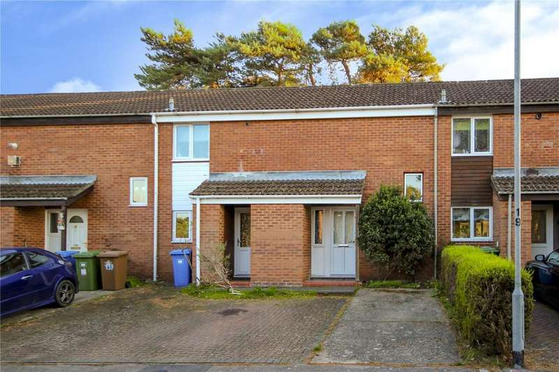 3 Bedrooms Terraced House for sale in Helmsdale, Bracknell, Berkshire, RG12