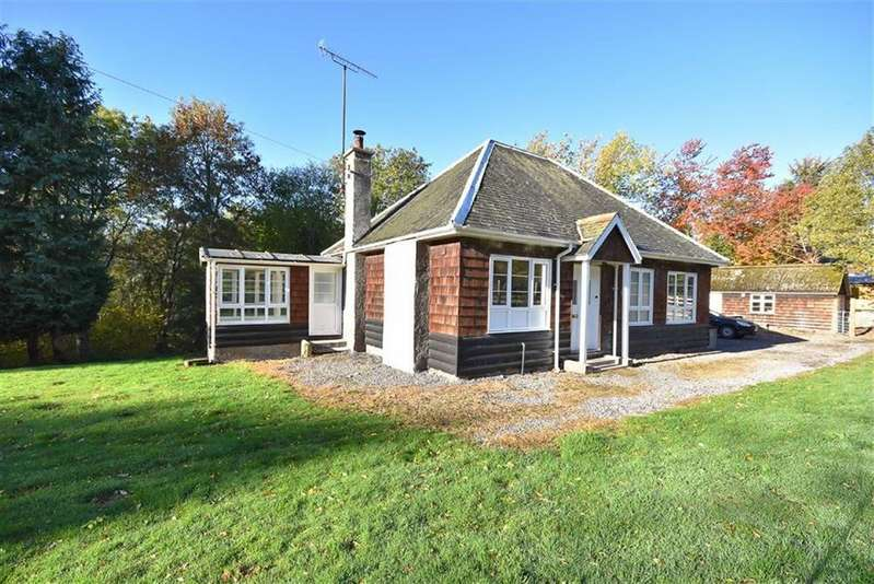 2 Bedrooms Detached Bungalow for sale in Ballindalloch