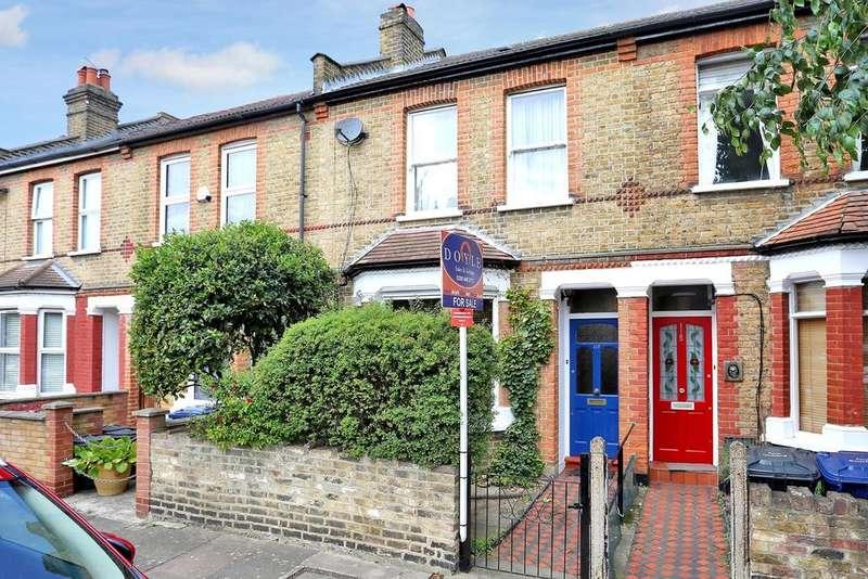 2 Bedrooms Terraced House for sale in Hessel Road, Ealing, W13